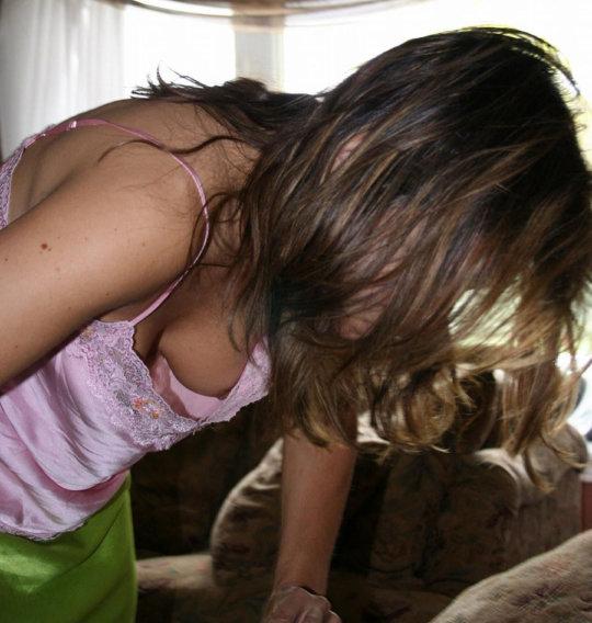 """【人妻エロ】家庭内なのに""""妻""""の卑猥な姿を隠し撮りする夫が晒した画像wwwwww(148枚)・24枚目"""