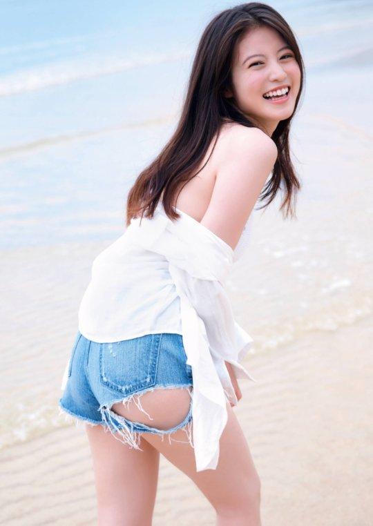 【今田美桜】若者に人気絶大なエロカワ女優さん。身体がイイよねぇwwwwww・4枚目