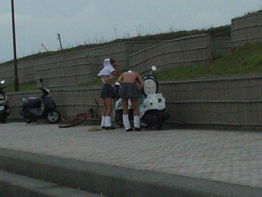 着替えを盗撮された女の子たち、出回るとか思わなかっただろう・・・(エロ画像)・23枚目