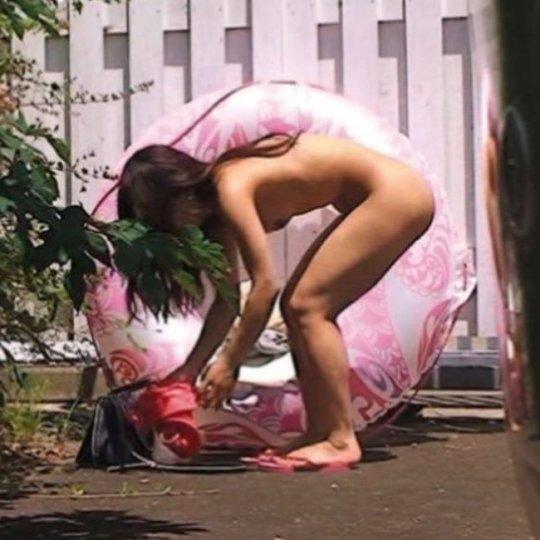 着替えを盗撮された女の子たち、出回るとか思わなかっただろう・・・(エロ画像)・29枚目