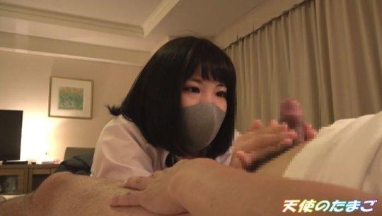 【乱交】2人の可愛い制服女子を交互に生挿入するこの動画ヤバいやろぉwwwww・28枚目