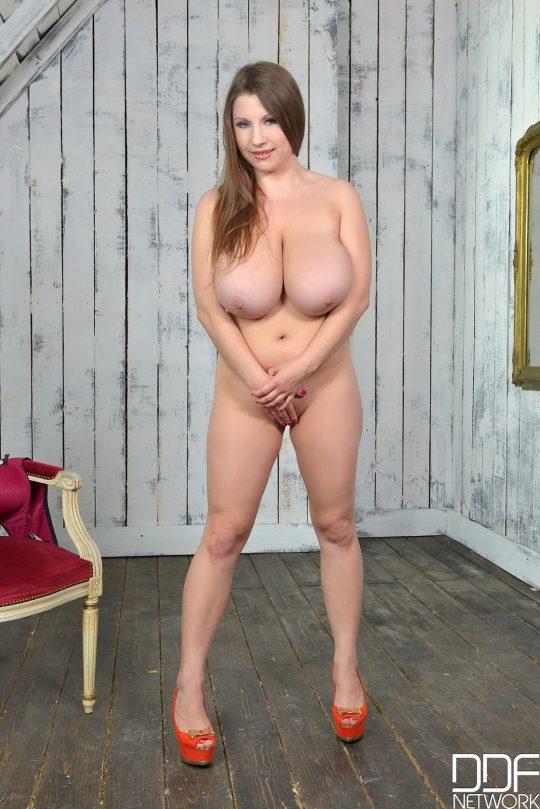 「ブス巨乳の頂点」顔20点以下だけど身体クッソエロい女がこちら。(36枚)・28枚目