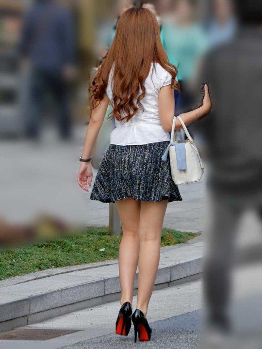 【美脚エロ】長い脚のキレイなお姉さんのエロ画像だけください。(110枚)・59枚目