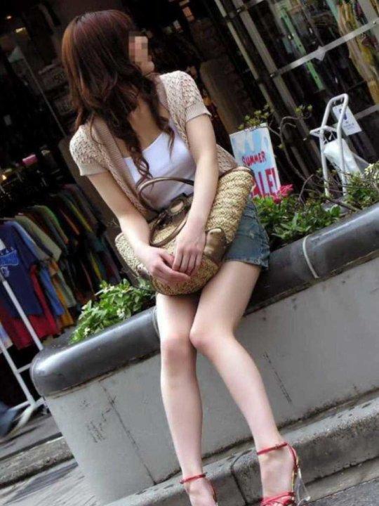 【美脚エロ】長い脚のキレイなお姉さんのエロ画像だけください。(110枚)・91枚目