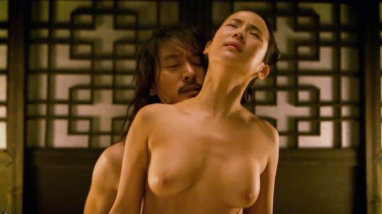 パラサイト(映画)の女優チョ・ヨジョンの濡れ場シーン。(30枚)・10枚目