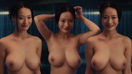 「芸能人の濡れ場シーン」だけを集めた画像まとめ。アジア圏はエロいwwwww・2枚目
