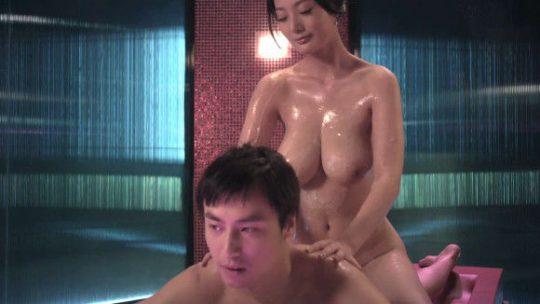 「芸能人の濡れ場シーン」だけを集めた画像まとめ。アジア圏はエロいwwwww・8枚目