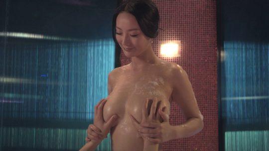 「芸能人の濡れ場シーン」だけを集めた画像まとめ。アジア圏はエロいwwwww・9枚目
