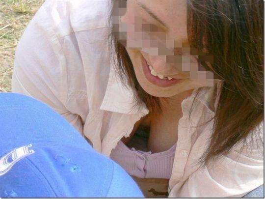 """【おっぱい画像】盗撮された完璧すぎる""""巨乳""""が勃起不可避すぎた…(167枚)・129枚目"""