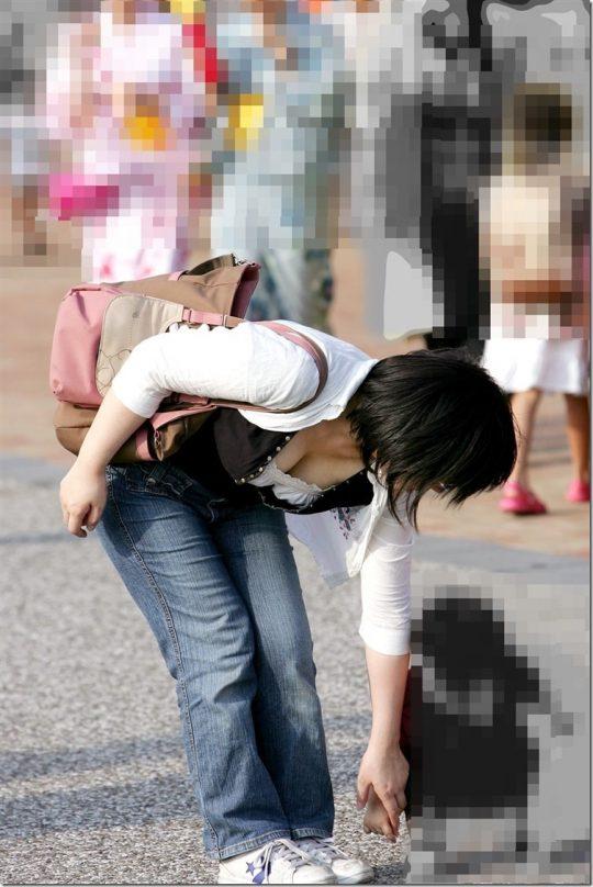 """【おっぱい画像】盗撮された完璧すぎる""""巨乳""""が勃起不可避すぎた…(167枚)・147枚目"""
